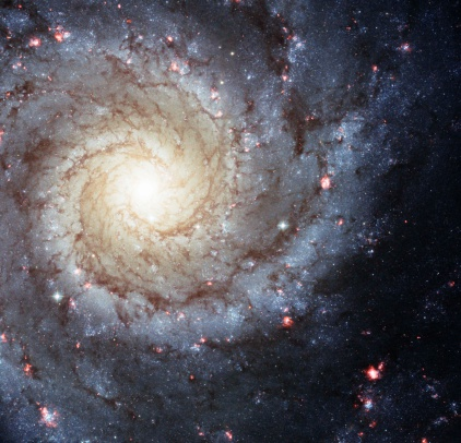 探求「Galaxy」:スマホ壁紙(1)