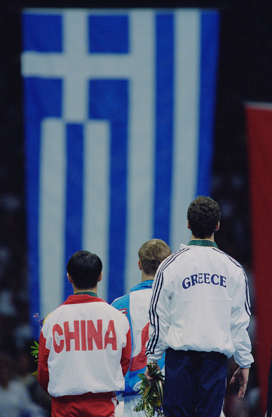 メダル授与式「XXVI Olympic Summer Games」:写真・画像(1)[壁紙.com]