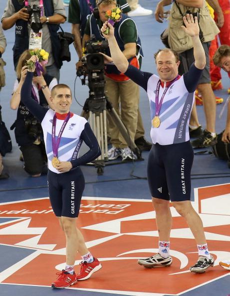 Medalist「2012 London Paralympics - Day 3 - Cycling - Track」:写真・画像(12)[壁紙.com]
