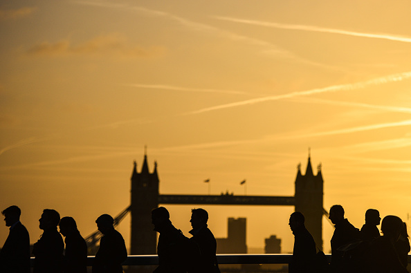 Brexit「Londoners Go To Work After Brexit」:写真・画像(6)[壁紙.com]