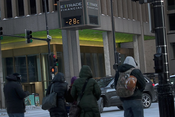 Thermometer「Polar Vortex Brings Extreme Cold Temperatures To Chicago」:写真・画像(19)[壁紙.com]