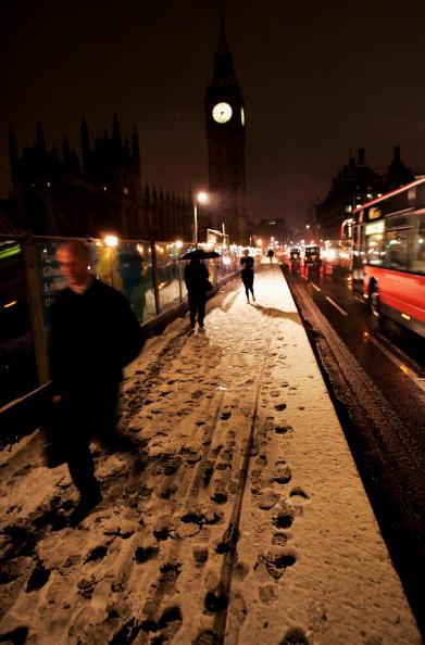 Dark「Cold Spell Finally Signals Winter In The UK」:写真・画像(9)[壁紙.com]