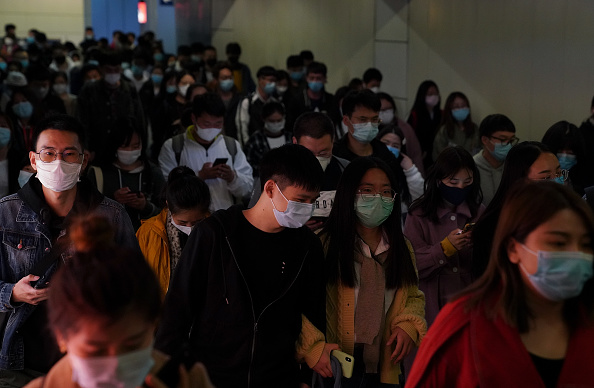 People「Daily Life In Beijing After China Declared Epidemic Contained」:写真・画像(17)[壁紙.com]