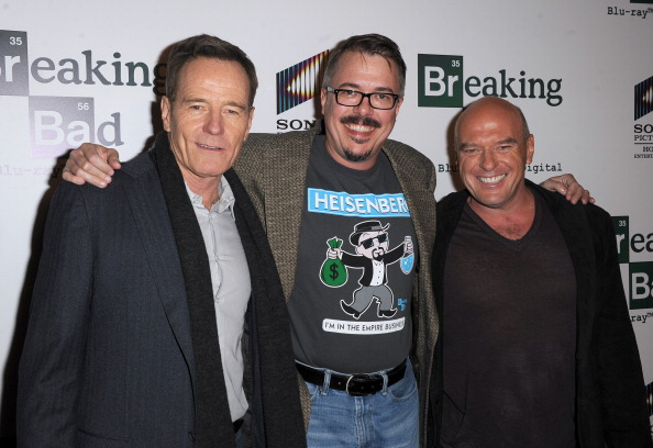 "Creativity「""No Half Measures: Creating The Final Season Of Breaking Bad"" DVD Launch - Red Carpet」:写真・画像(11)[壁紙.com]"