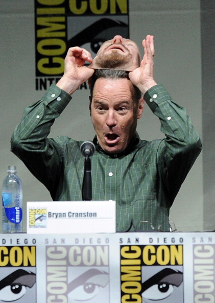 "Comic con「""Breaking Bad"" Panel - Comic-Con International 2013」:写真・画像(0)[壁紙.com]"