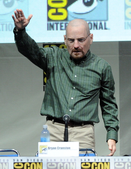 "Comic con「""Breaking Bad"" Panel - Comic-Con International 2013」:写真・画像(1)[壁紙.com]"