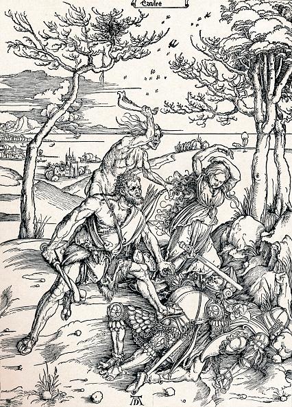 Woodcut「'Hercules', 1497 (1906). Artist: Albrecht Durer.」:写真・画像(12)[壁紙.com]