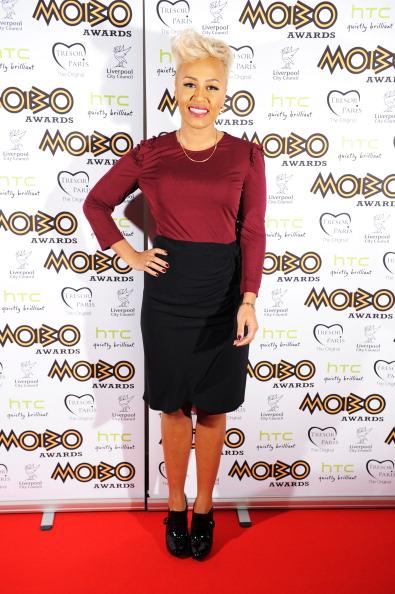 Black Shoe「MOBO Awards - Exclusive Inside Arrivals」:写真・画像(12)[壁紙.com]