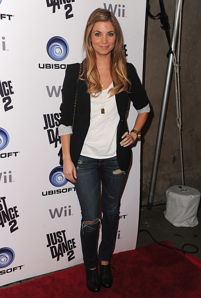 """Ankle Boot「Ubisoft's Launch Of """"Just Dance 2"""" - Arrivals」:写真・画像(18)[壁紙.com]"""