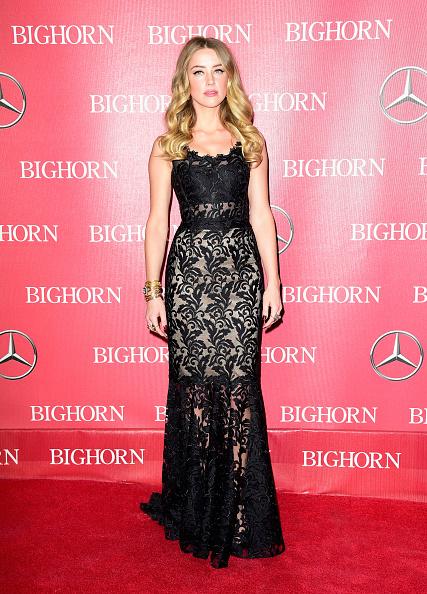 Amber Heard「27th Annual Palm Springs International Film Festival Awards Gala - Arrivals」:写真・画像(19)[壁紙.com]