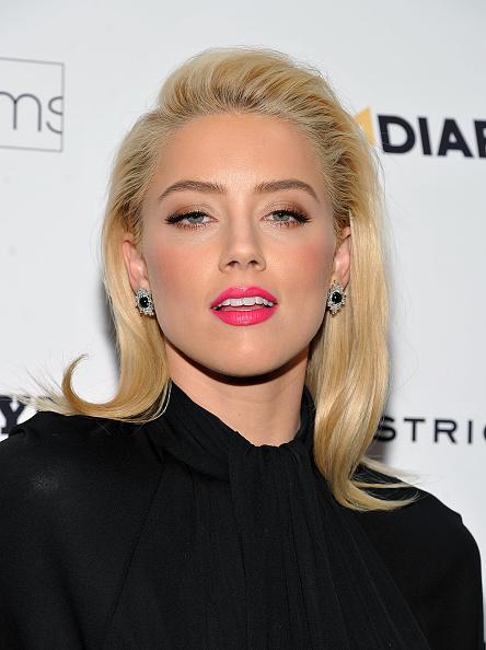 Amber Heard「'The Rum Diary' New York Premiere - Inside Arrivals」:写真・画像(7)[壁紙.com]