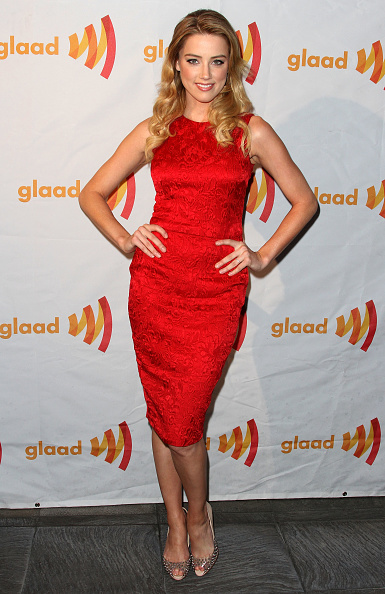 Form Fitted Dress「GLAAD Celebrates 25 Years Of LGBT Images In The Media - Arrivals」:写真・画像(9)[壁紙.com]
