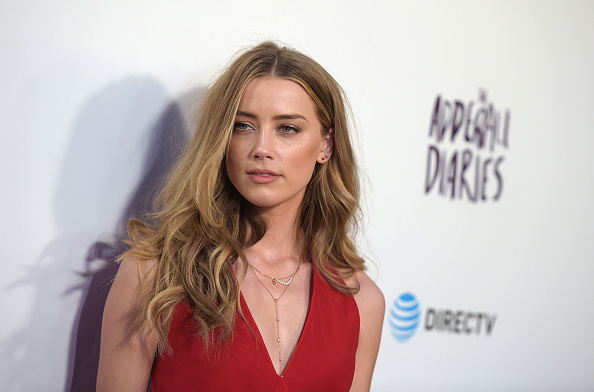 """Amber Heard「A24/DIRECTV's """"The Adderall Diaires"""" Premiere - Arrivals」:写真・画像(1)[壁紙.com]"""