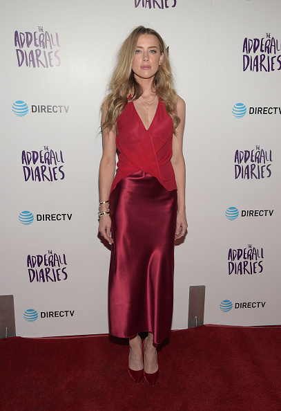 Amber Heard「A24/DIRECTV's 'The Adderall Diaires' Premiere - Arrivals」:写真・画像(18)[壁紙.com]