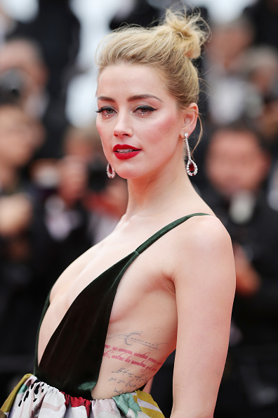 上半身「'Sorry Angel (Plaire, Aimer Et Courir Vite)' Red Carpet Arrivals - The 71st Annual Cannes Film Festival」:写真・画像(9)[壁紙.com]