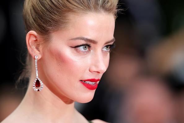 "Amber Heard「""Sorry Angel (Plaire, Aimer Et Courir Vite)"" Red Carpet Arrivals - The 71st Annual Cannes Film Festival」:写真・画像(19)[壁紙.com]"
