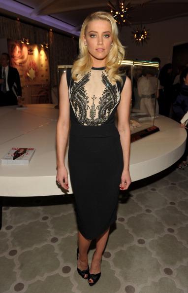 Pencil Dress「Montblanc Vanity Fair Party Celebrating The Collection Princesse Grace de Monaco At Hotel Bel-Air LA」:写真・画像(13)[壁紙.com]