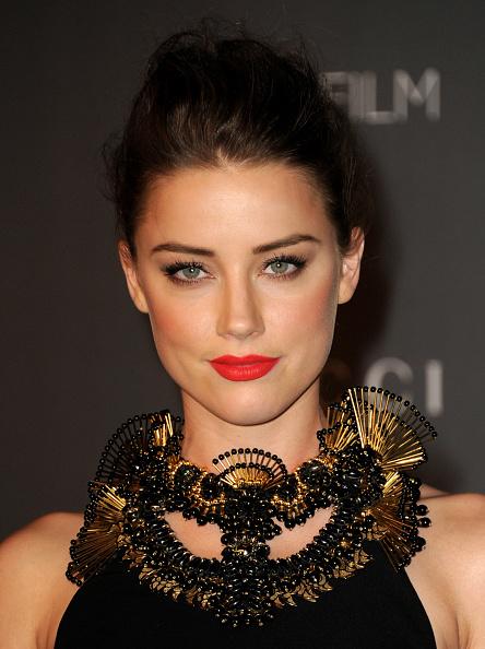 Amber Heard「LACMA 2012 Art + Film Gala - Arrivals」:写真・画像(5)[壁紙.com]