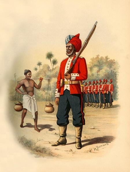 Giles「First Madras Pioneers」:写真・画像(2)[壁紙.com]