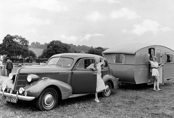 Camping「Caravan Holiday」:写真・画像(15)[壁紙.com]