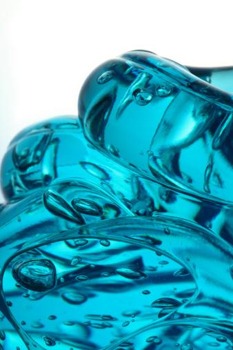 Turquoise Colored「Liquid gel」:スマホ壁紙(14)