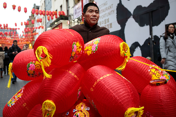 Chinese Culture「Chinese New Year Is Celebrated In London」:写真・画像(7)[壁紙.com]