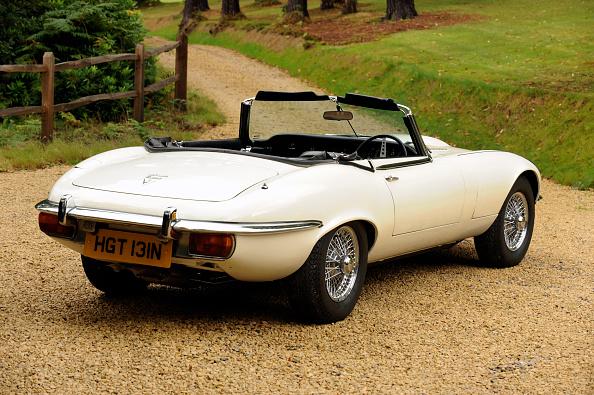 Land Vehicle「Jaguar E type 1974」:写真・画像(10)[壁紙.com]