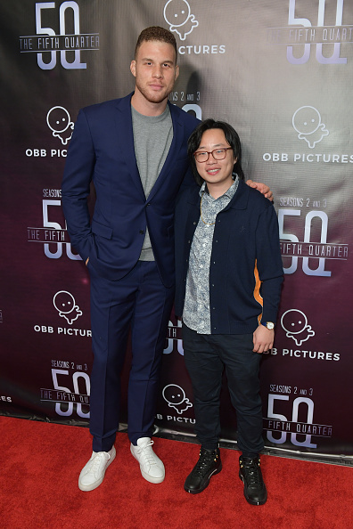 """Blake Griffin「Premiere Of OBB Pictures And go90's """"The 5th Quarter"""" - Arrivals」:写真・画像(18)[壁紙.com]"""
