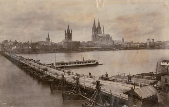 Cologne「Rhine In Cologne」:写真・画像(13)[壁紙.com]