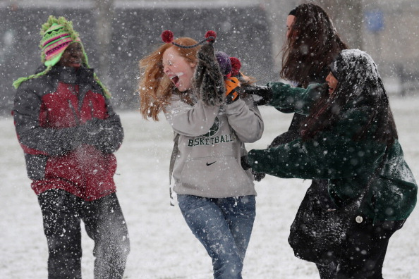 Tennessee「Strong Winter Storm Bears Down On Northeastern US」:写真・画像(7)[壁紙.com]