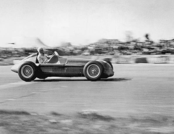 1950~1959年「The British Grand Prix」:写真・画像(15)[壁紙.com]