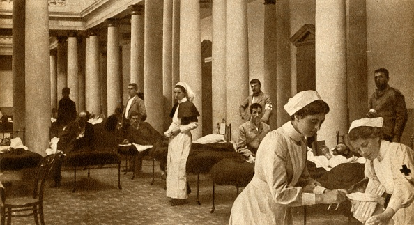 20th Century「Boer And Briton Nursed Together」:写真・画像(14)[壁紙.com]