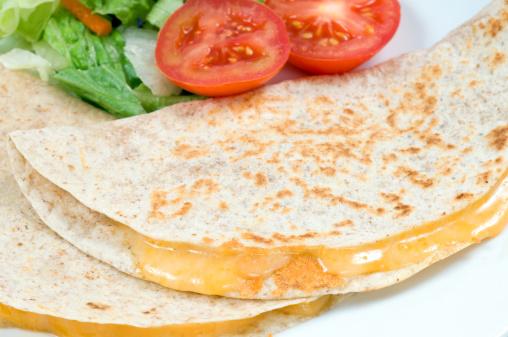 Tortilla - Flatbread「Two mexican quesadillas」:スマホ壁紙(11)