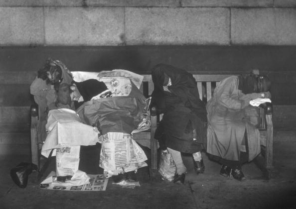 Homelessness「London's Poor」:写真・画像(4)[壁紙.com]