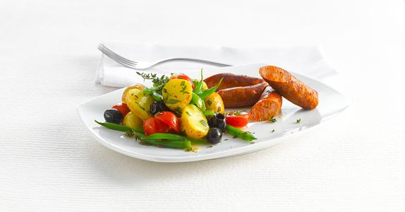 Bean「Mediterranean potato salad with Chorizo」:スマホ壁紙(5)