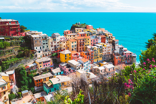 Famous Place「Mediterranean coastline」:スマホ壁紙(17)