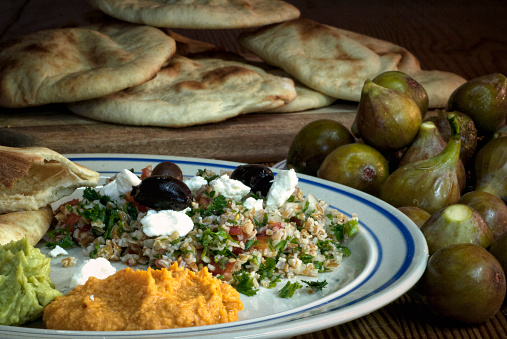 Bulgur Wheat「Mediterranean Meal」:スマホ壁紙(8)