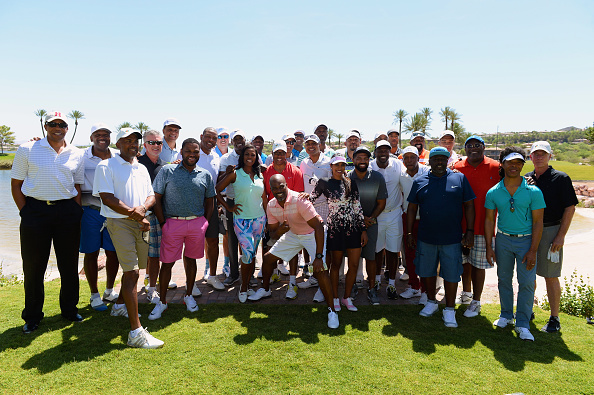 Alan Henderson「Coach Woodson Las Vegas Invitational Golf Tournament」:写真・画像(11)[壁紙.com]