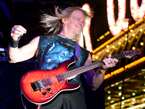 Purple「Deep Purple In Concert At The Fremont Street Experience」:写真・画像(10)[壁紙.com]