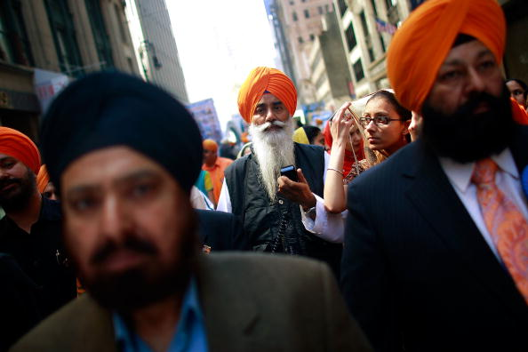 Sikhism「Annual NYC Sikh Day Parade Winds Through Manhattan」:写真・画像(14)[壁紙.com]