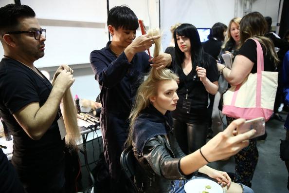概念とトピック「TRESemme At Jenny Packham Bridal AW14 - Backstage」:写真・画像(12)[壁紙.com]