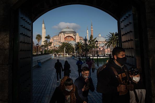 Tourism「Turkey Imposes Weekend Lockdown Exempting Tourists As Coronavirus Cases Surge」:写真・画像(13)[壁紙.com]