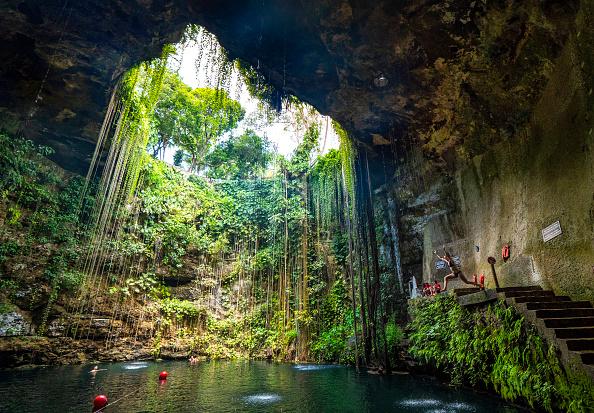 Tourism「Yucatan Peninsula」:写真・画像(7)[壁紙.com]