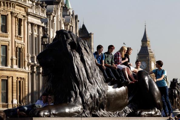Tourism「UK Continues To Enjoy Warm Spring Sunshine」:写真・画像(15)[壁紙.com]