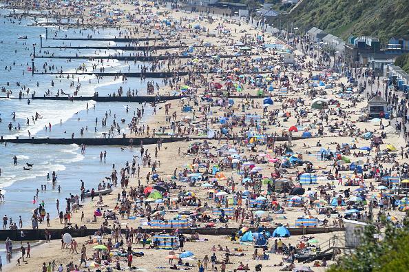 Heat - Temperature「May Bank Holiday In The UK Amid Coronavirus Lockdown」:写真・画像(15)[壁紙.com]
