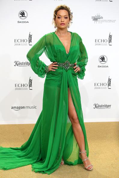 Green Color「Echo Award 2018 - Red Carpet Arrivals」:写真・画像(16)[壁紙.com]