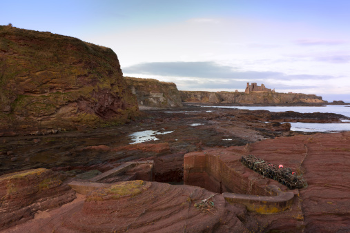 East Lothian「Seacliff harbour, East Lothian, Scotland.」:スマホ壁紙(19)