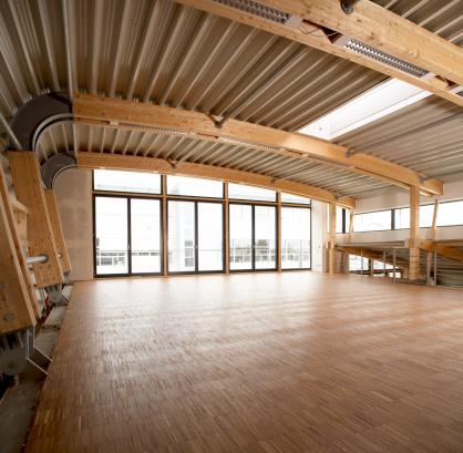 Ceiling「New office space」:スマホ壁紙(9)