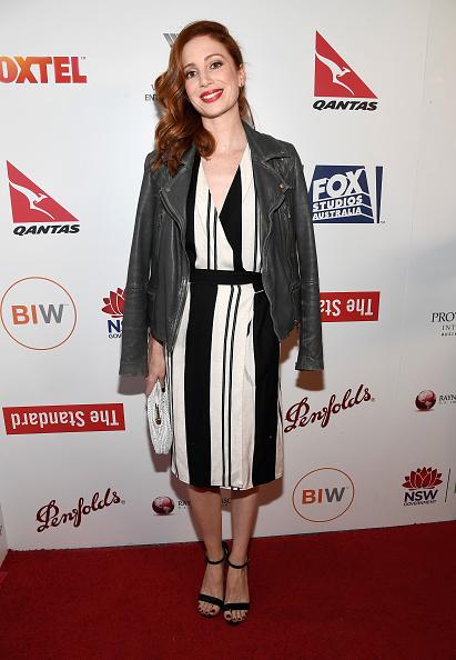 Annual Australians In Film Breakthrough Awards「Australians In Film's 5th Annual Awards Gala - Red Carpet」:写真・画像(7)[壁紙.com]