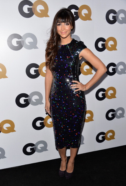 Sleeved Dress「GQ Men Of The Year Party - Arrivals」:写真・画像(15)[壁紙.com]